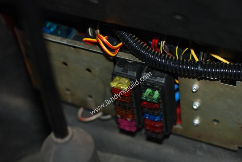 Upgrading Fuse Box Uk : Fuse box upgrade